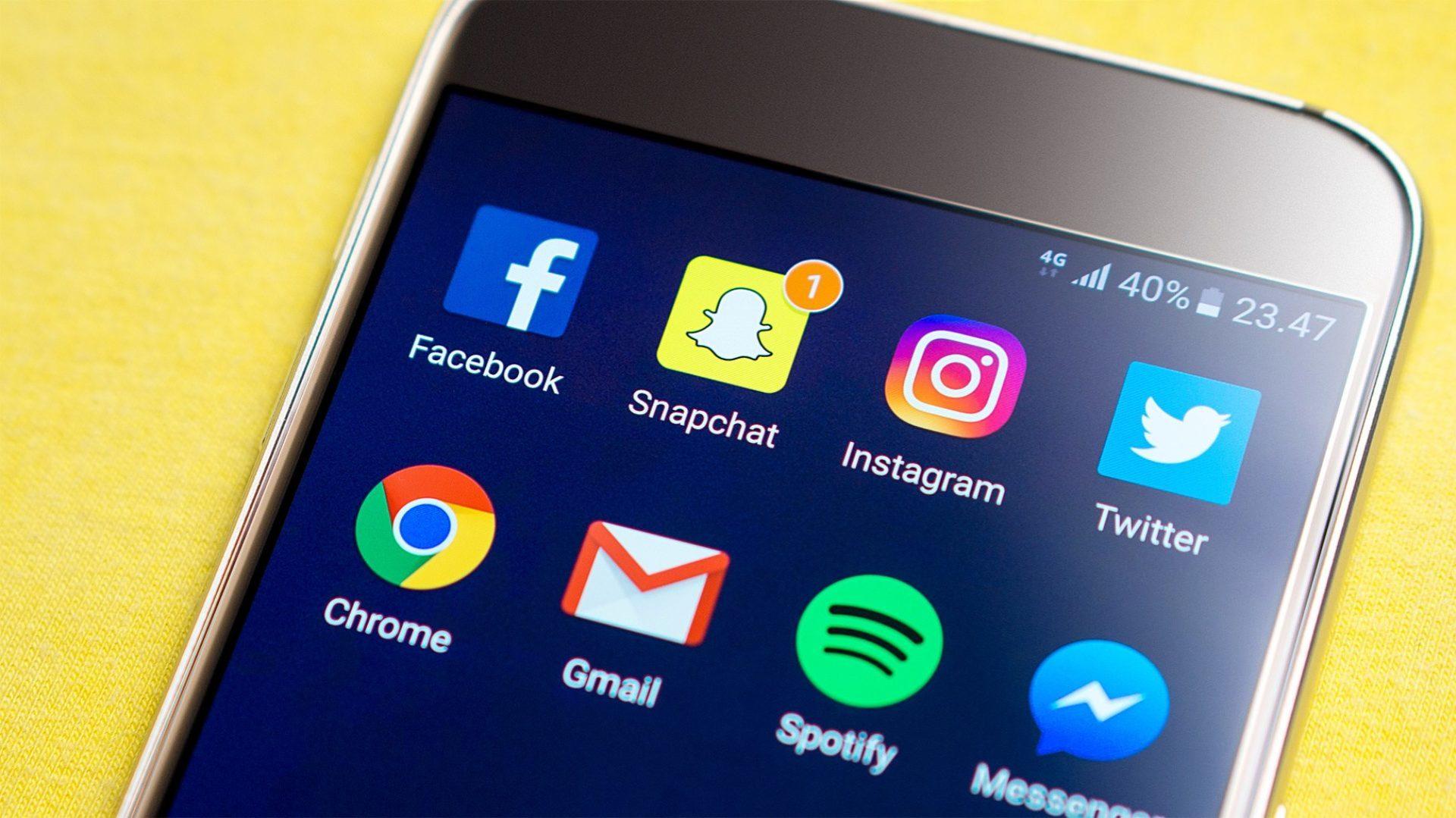 Social Media Ding